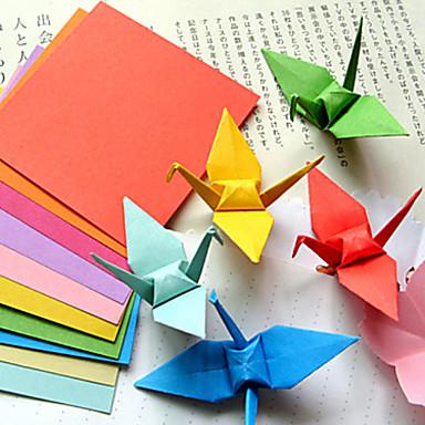 papercranes DIY origami dezvoltare inteligență (100 de pagini)