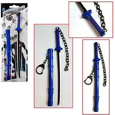 Waffen / Schwert Inspiriert von Blue Exorcist Cosplay Anime Cosplay Accessoires Schwert Aleación Herrn / Damen neu