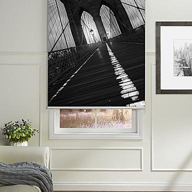 perspectivă peisaj de Brooklyn umbra role pod