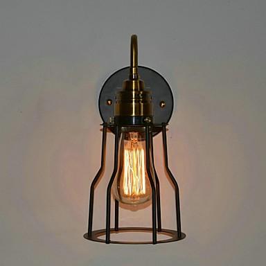 QINGMING® Landelijk Wandlampen Muur licht 110-120V / 220-240V MAX  60W
