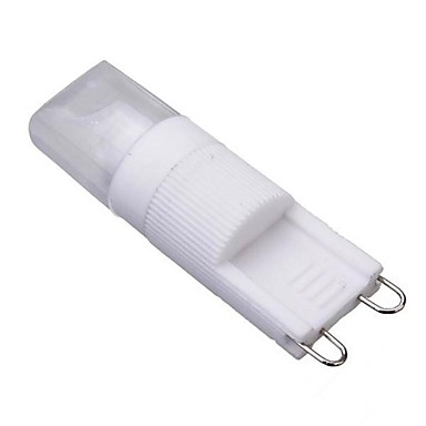 YWXLIGHT® 1pc 2 W 150-200 lm G9 LED Mais-Birnen T 1 LED-Perlen COB Abblendbar Warmes Weiß / Kühles Weiß 220-240 V