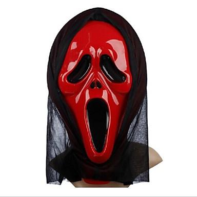 tipa pvc dificil masca de Halloween (culoare aleatorii)