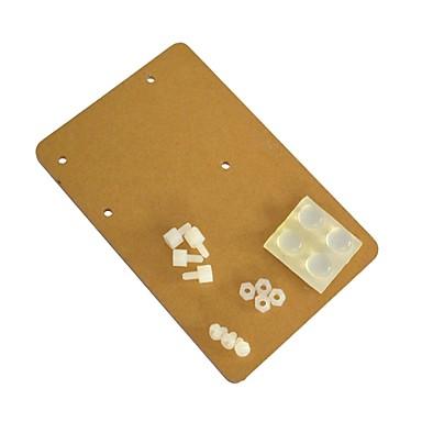 keyes or0199 universell akryl styret for arduino uno r3 - gjennomsiktig