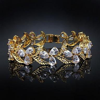 Dames - Cuff armband Goud Zilver Armbanden Voor Bruiloft Vuosipäivä Verloving