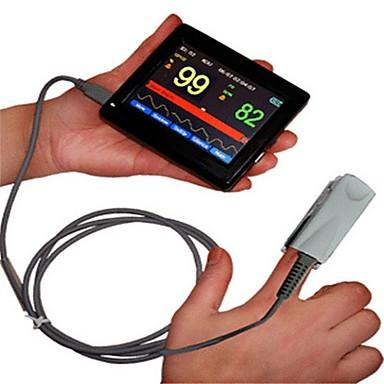 Entusiasta Monitor Contec® Pm60a Tenuto In Mano Schermo Adulti, Bambini E Neonati Fascio \ (opzionale) Sonda Automotive Ossimetria Tocco #02208561