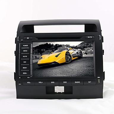 8 tuuman auto dvd-soitin Toyota Land Cruiser (GPS, Bluetooth, TV, RDS)