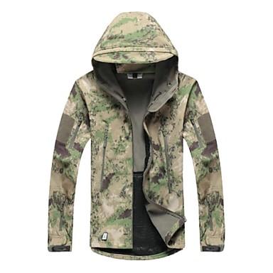 Unisex Impermeabil Uscare rapidă Fermoar Față Purtabil Permeabilitate Aer Înaltă (>15,001g) Respirabil Cursor unic Jachetă Jachete