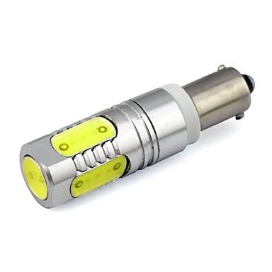 1 stück ba9s led glühbirnen 5 smd cob kennzeichenbeleuchtung leselicht tagfahrlicht lampen