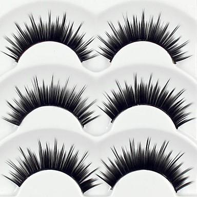 Augenwimpern Voluminisierung Natürlich Dick Alltag Make-up Dick Natürlich lang Make-up Utensilien Gute Qualität Alltag