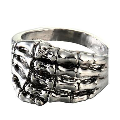 Herrn Statement-Ring - Modisch Silber Ring Für Alltag