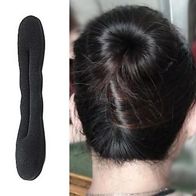 1 buc cravată păr coreeană pentru împletitură de păr