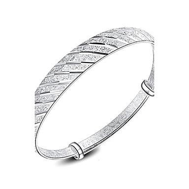 Dames Enkelring  Sieraden Uniek ontwerp Modieus Dierenvorm Vos Zilver Sieraden Voor 1 stuks