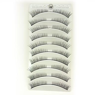 Make-up Utensilien Falsche Wimpern Bilden Augenwimpern Klassisch Alltag Alltag Make-up Kosmetikum Pflegezubehör