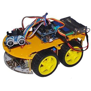 arduino kontrollü robot araç kitleri bluetooth (2.6