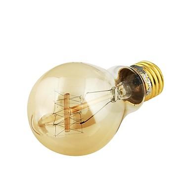 E26/E27 LED Küre Ampuller led Dekorotif Sıcak Beyaz 400lm 3000K AC 220-240 AC 110-130V