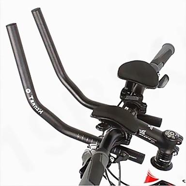 Bike Handlebar Fixed Gear Bike / Mountain Bike / MTB / Road Bike Cycling Aluminium Alloy Black