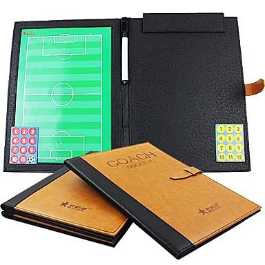 Fußball-Coaching-Board Teamsport Faltbar / Hochwertig Magnetisch