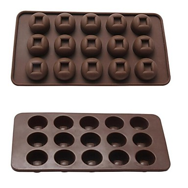 Cake Molds For Ice For Bread For Cake For Cookie For Chocolate Silicone