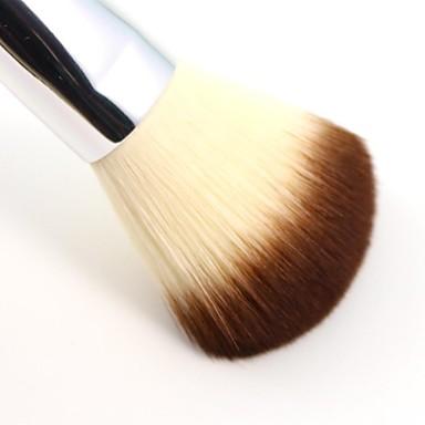 1pcs Makeup børster Profesjonell Pudderbørste Syntetisk hår Stor Børste