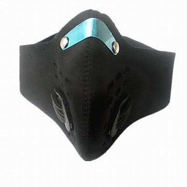 Fietsen/Wielrennen Face Mask Heren Stofbestendig / Winddicht / Houd Warm Katoen / Bamboe-carbon Fiber  Kamperen&Wandelen / Fietsen/Fietsen