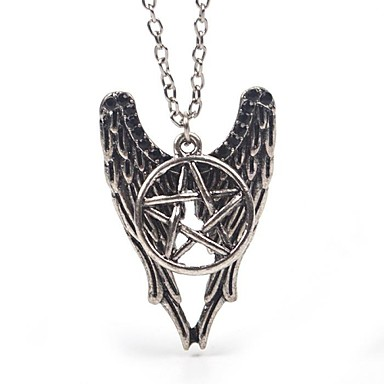 Men's Women's Star Shape Fashion Pendant Necklace Alloy Pendant Necklace Special Occasion Birthday Gift Costume Jewelry