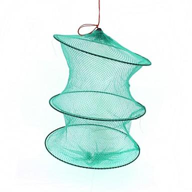 1 pcs Andere Werkzeuge / Setzkescher Kunststoff Leichte Bedienung Spinnfischen