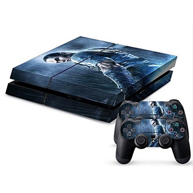 B-SKIN Tassen, Koffers en Achtergronden voor Sony PS4 Noviteit