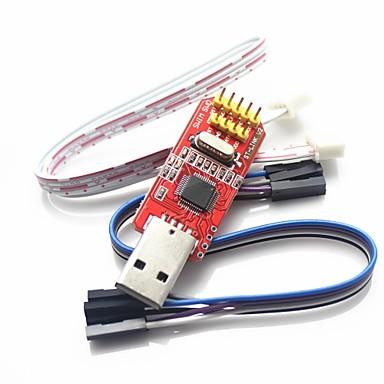 st-Link / v2 st Link stlink STM8 STM32-Emulator Downloader - Rot + Silber + Gelb