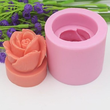 Mold Flower For Chocolate For Cookie For Cake Silicon Rubber Eco-friendly High Quality Nonstick