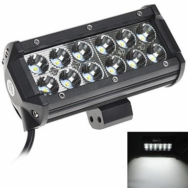 KAWELL 1 Deler Bil Elpærer 36W 2520lm LED Arbeidslampe For Universell