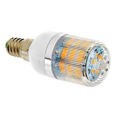 10W E14 LED лампы типа Корн T 46 SMD 2835 770 lm Тёплый белый / Холодный белый AC 220-240 V