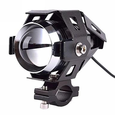 merdia U5 15w 3000LM 6500K 1SMD водить белое пятно лампы / свет украшения для мотоцикла (1шт / 12v-80v)
