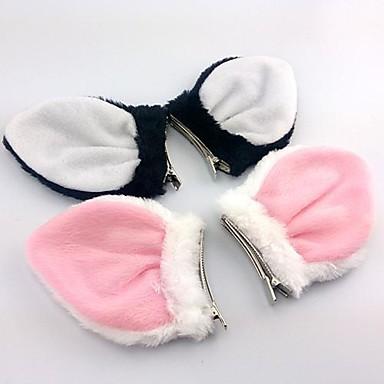 Schmuck / Kopfbedeckung Inspiriert von Cosplay Cosplay Anime Cosplay Accessoires Kopfbedeckung Polar-Fleece Damen Halloween Kostüme