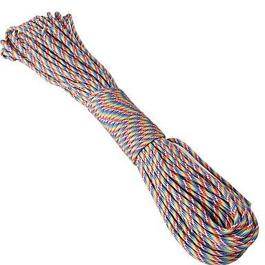 szabadtéri túlélési többfunkciós nylon kötél (86013)