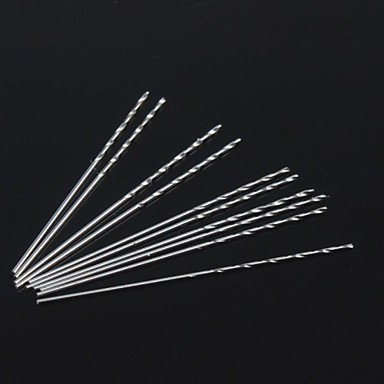 Common 0.5mm Small Drill(10Pcs)