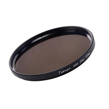 tianya® 67мм фильтр ND8 круговой нейтральной плотности для Nikon D7100 D7000 18-105 18-140 Canon 700D 600D 18-135