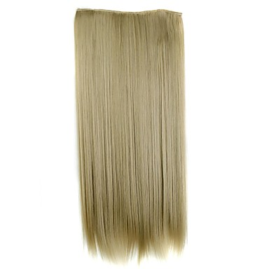 Hair Extension Classic Clip In / On Daily High Quality Human Hair Extensions