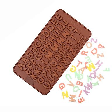 выпечке Mold Шоколад Печенье Торты Силикон Экологичные Своими руками Высокое качество