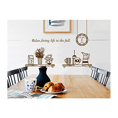muurstickers muur stickers, stijl creatieve keuken pvc muurstickers