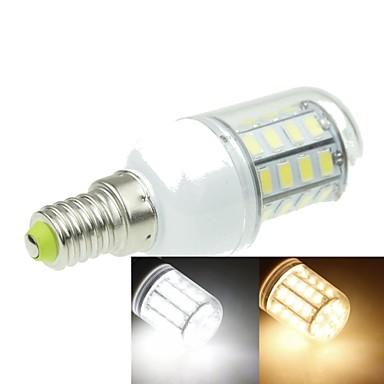 SENCART 3000-3500/6000-6500 lm E14 LED Mais-Birnen T 40 Leds SMD 5630 Dekorativ Warmes Weiß Kühles Weiß Wechselstrom 220-240V