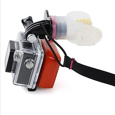 Suction Cup Adhesive Mounts Straps Mount / Holder 147-Action Camera,Gopro 5 Gopro 4 Gopro 3 Gopro 2 Gopro 3+ Gopro 1 Sports DV Gopro 3/2/1