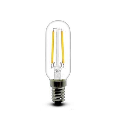 E14 LED-gloeilampen T 2 COB 180 lm Warm wit 2700 K AC 220-240 V
