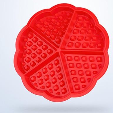 выпечке Mold Формы для пирожных Печенье Торты Хлеб Силикон Высокое качество