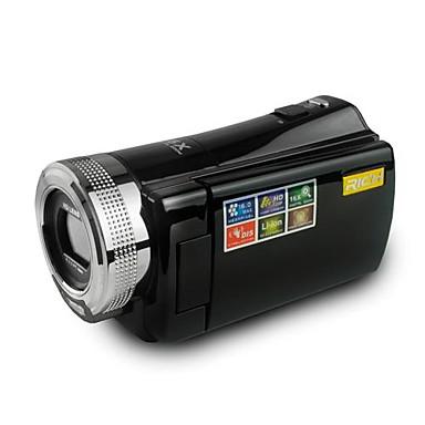 rich® DVH-600 hd 720p pixels 16.0 mega pixels 16x zoom 2.7