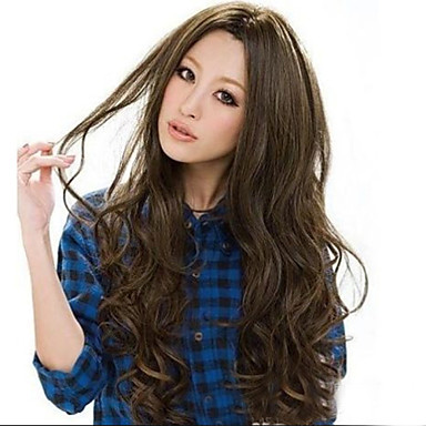 Synthetic Wig Synthetic Hair Wig Women's Long