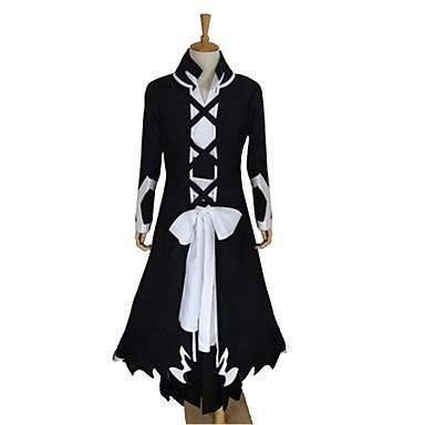 Zainspirowany przez Cosplay Cosplay Anime Kostiumy cosplay Garnitury cosplay Patchwork Długi rękaw Płaszcz Spodnie Rękawice Bielizna Pas