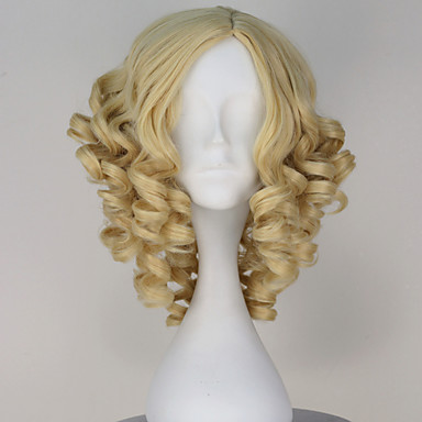Женский - Как на фотографии - Косплей - Косплэй парики - Cinderella