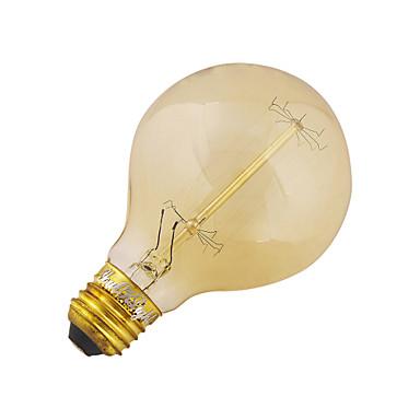 YouOKLight 40W 3200-3300 lm E26/E27 LED-pallolamput B 1 ledit COB Koristeltu Lämmin valkoinen AC 110-130V AC 220-240V