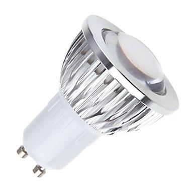 180lm GU10 LED Par Lights MR16 1 LED Beads COB Dimmable Warm White / Cold White / Natural White 85-265V / 220-240V