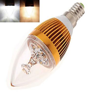350 lm E14 LED Mum Işıklar led Yüksek Güçlü LED Sıcak Beyaz Serin Beyaz AC 85-265V